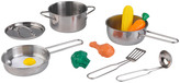 Kid Kraft Kitchen Pots and Utensils Set