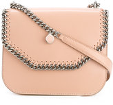 Stella McCartney Falabella Box shoulder bag - women - Cotton/Polyester/Polyurethane - One Size