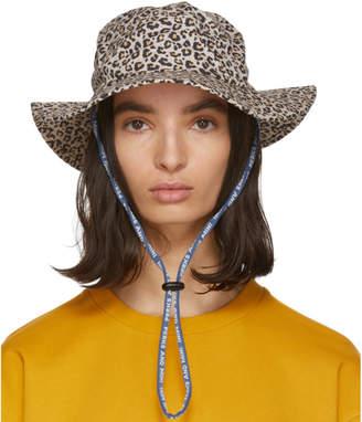Perks And Mini Beige Animal Sun Hat