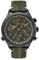Timex R) Waterbury Canvas Strap Watch, 43mm