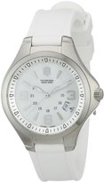 Victorinox Women's 241487 Base Camp Mother of Pearl Dial Watch