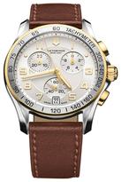 Victorinox Chrono Classic Two-Toned Chronograph Watch, 41mm