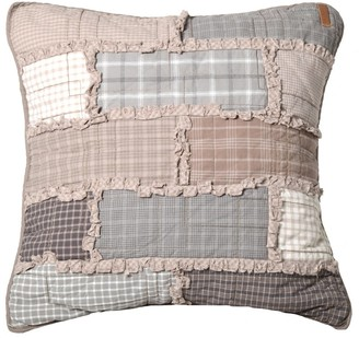 Donna Sharp Smoky Cobblestone Decorative Pillow