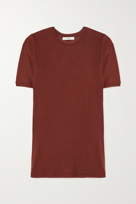 Vince Wool Top - Brick