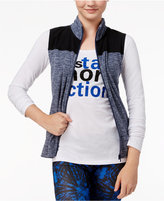 Energie Active Juniors' Fleece Vest and Graphic T-Shirt