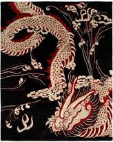 Natori Dynasty- Iconic Dragon Rug