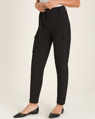 Chico's Soft Utility Ankle Pants