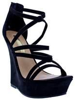 Liliana Honfleur Strappy Wedge Sandals