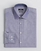 HUGO BOSS Jenno Chambray Dress Shirt - Slim Fit