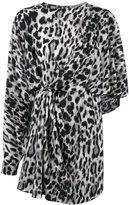 Saint Laurent Abito dress - women - Silk - 40