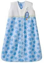 Halo Innovations SleepSack Wearable Blanket, Micro Fleece, Rocket Stars