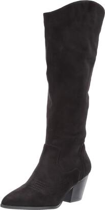 Bella Vita Women's Evelyn II Western Tall Boot Knee High