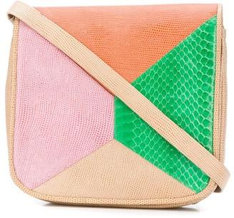 A.N.G.E.L.O. Vintage Cult Colour-Block Shoulder Bag