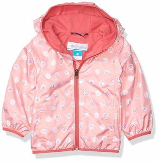 Columbia unisex child Mini Pixel Grabber Ii Jacket Windbreaker