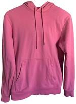 Helmut Lang Pink Cotton Knitwear for Women