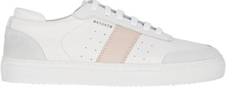 Axel Arigato Dunk Low-Top Leather Sneakers