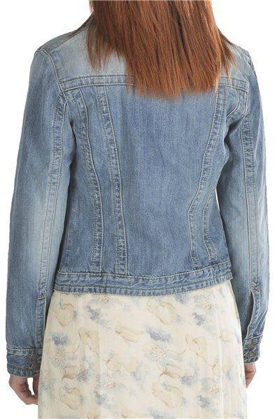 Stetson Vapor Wash Jacket - Denim (For Women)