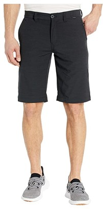 Travis Mathew All In Shorts (Black) Men's Shorts