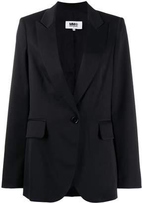 MM6 MAISON MARGIELA single-breasted blazer