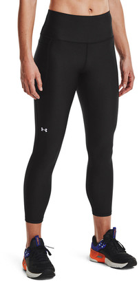 Under Armour Womens HeatGear No Slip Ankle Tights