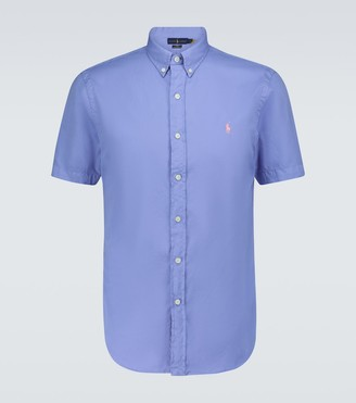 Polo Ralph Lauren Short-sleeved cotton shirt
