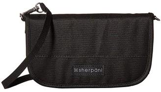 Sherpani Zoe 2.0 (Raven) Handbags