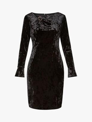 Gina Bacconi Cecilia Velvet Dress