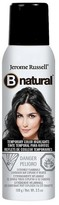 Jerome Russell B natural Temporary Hair Color Spray Black - 3.5 oz