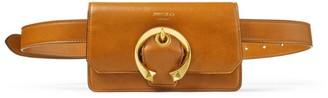 Jimmy Choo Leather Madeline Belt Bag