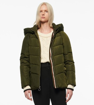 Andrew Marc Yorkshire Oversized Puffer