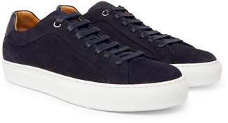 HUGO BOSS Mirage Suede Sneakers