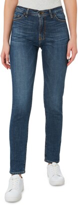 Outland Denim Lucy Organic Stretch Cotton Skinny Jeans