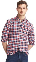 Gap Oxford tartan standard fit shirt