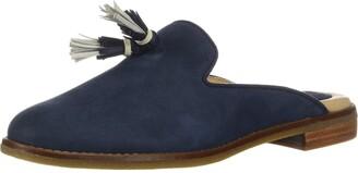 Sperry Womens Seaport Levy Tassel Mule Loafer