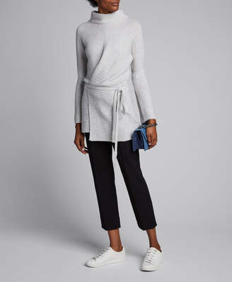 Vince Drape Front Wrapped Cardigan