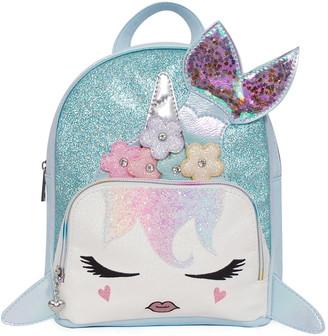 OMG Accessories OMG Mermaid Gisel Glitter Mini Backpack