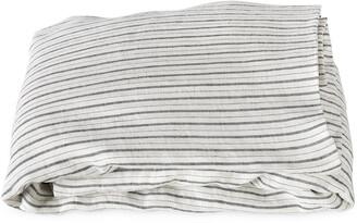 Matouk Tristen Linen Fitted Sheet