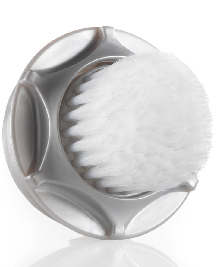 clarisonic LUXE Satin Precision Contour Brush Head, Single