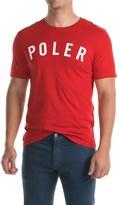 Poler State T-Shirt - Short Sleeve (For Men)