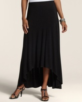 Chico's Joey Solid Skirt