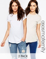 Asos Oversized T-Shirt 2 Pack