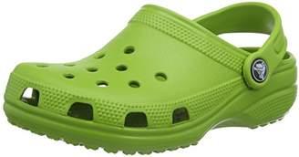 Crocs Classic Unisex Kids' Clogs Vert (Parrot )