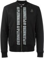 Philipp Plein 'You Are The Hero' bomber jacket
