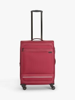 Qubed Torus 4-Wheel 65cm Medium Suitcase