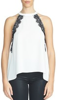 1 STATE 1.STATE Lace Appliqué Tank