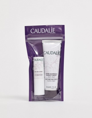 CAUDALIE Nourishing Lip & Hand Cream Duo - Classic