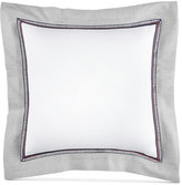 "Tommy Hilfiger Josephine Paisley Chambray 16"" Square Decorative Pillow"