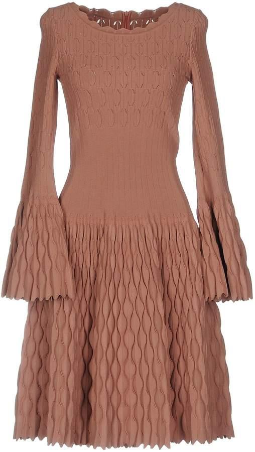 Alaia Knee-length dresses - Item 34810135WM
