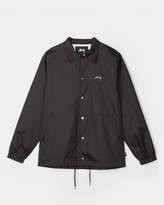 Stussy Summer Coach Jacket (Black)