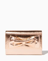 Charming charlie Take A Bow Clutch